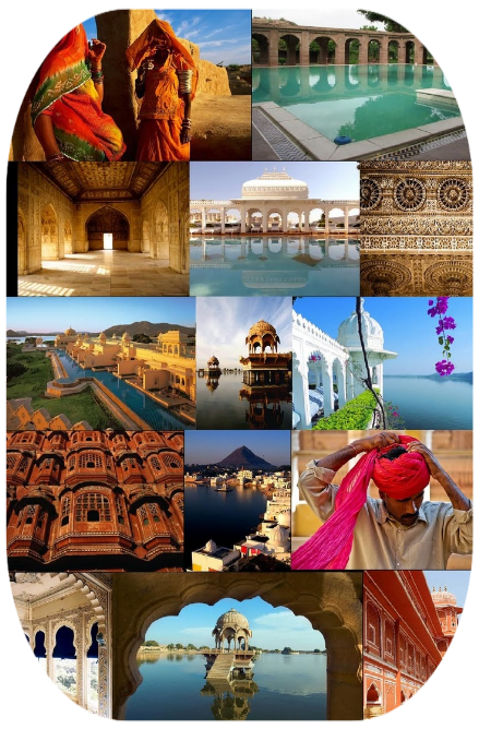 Tailor-made tours in India